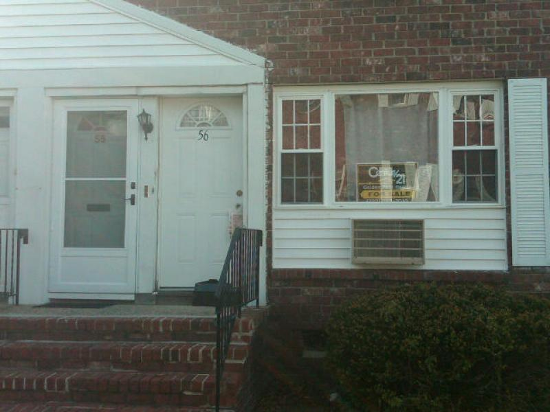 Metuchen Co-op Condo Townhouse
