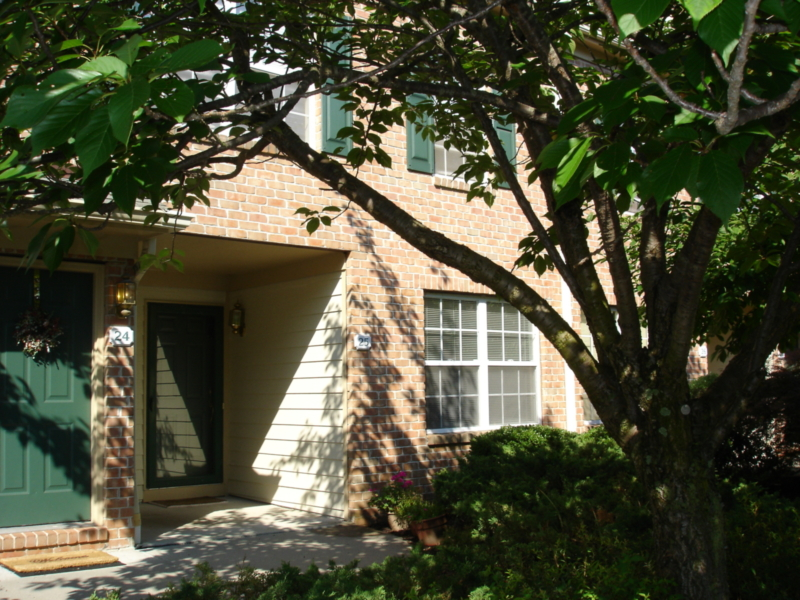 Morristown Co-op Condo Townhouse