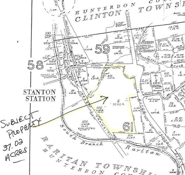Readington Land