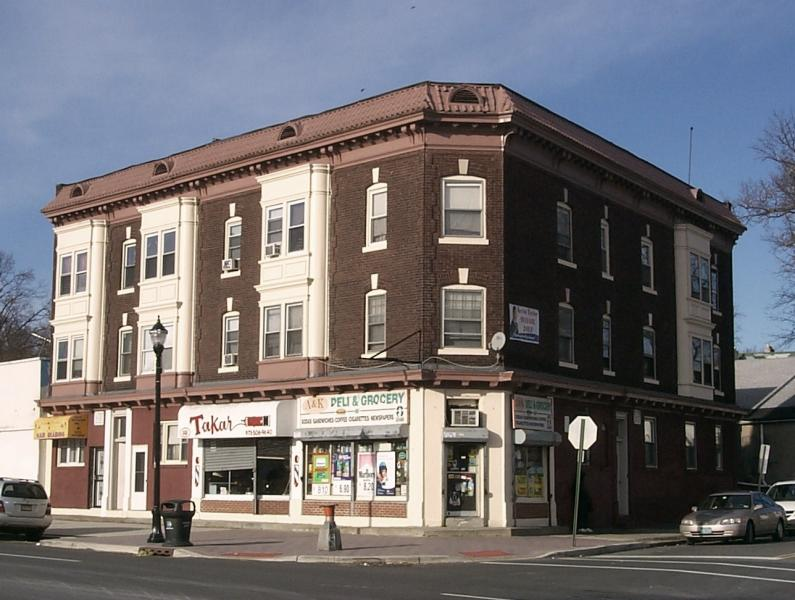 East Orange Commercial Property