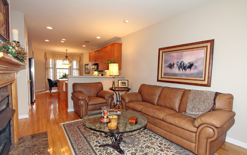 Roseland Co-op Condo Townhouse