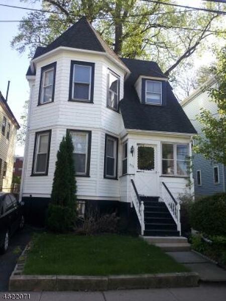 独户住宅 为 销售 在 372 Hawthorne Street Orange, 新泽西州 07050 美国