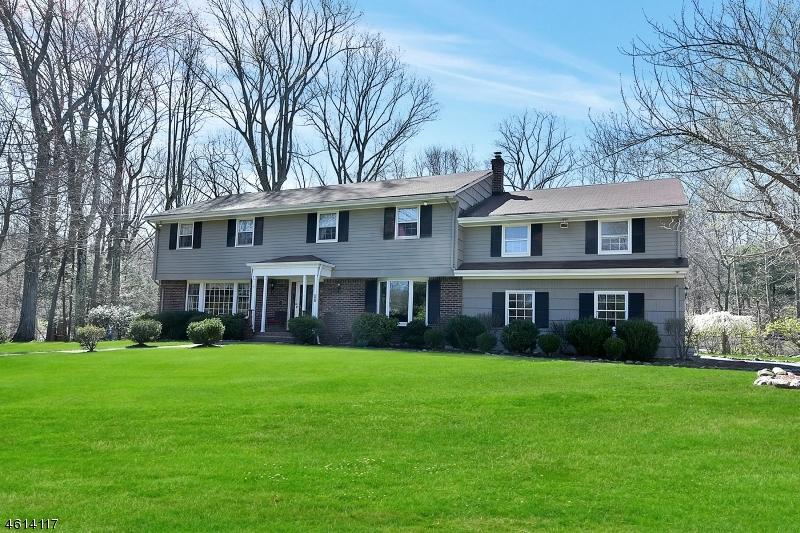 Частный односемейный дом для того Продажа на 28 Holly Drive Saddle River, Нью-Джерси 07458 Соединенные Штаты