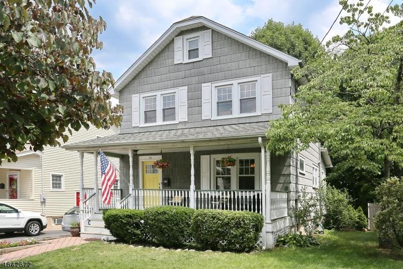 Casa Unifamiliar por un Venta en 41 Windsor Road Oradell, Nueva Jersey 07649 Estados Unidos