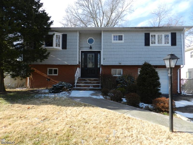 Частный односемейный дом для того Продажа на 9 Huron Avenue Lake Hiawatha, 07034 Соединенные Штаты