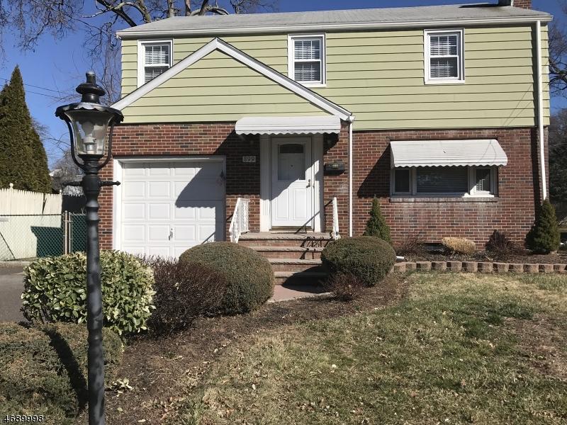 Частный односемейный дом для того Аренда на 899 Dona Road Union, Нью-Джерси 07083 Соединенные Штаты