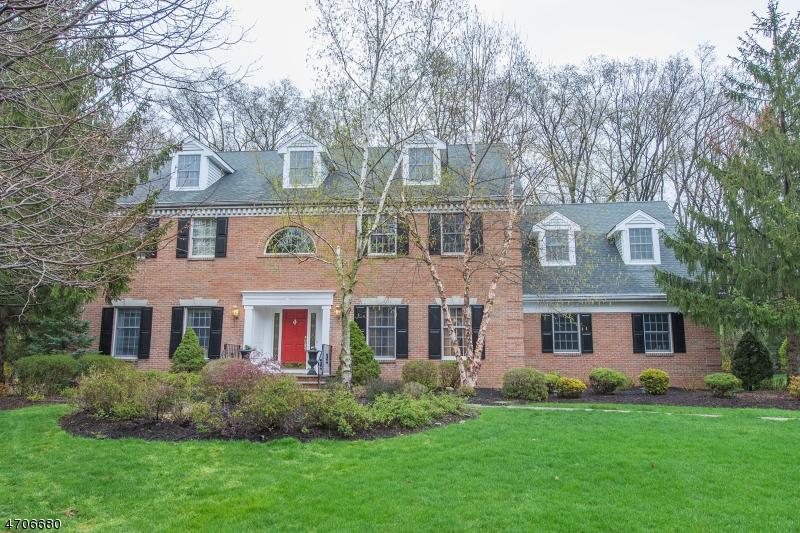 独户住宅 为 销售 在 272 Joshua Lane 科夫, 新泽西州 07481 美国