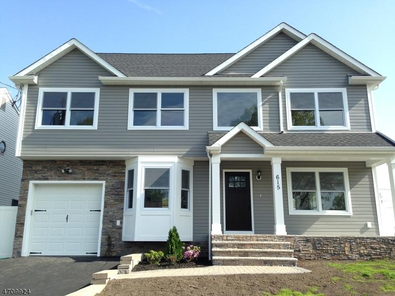 Частный односемейный дом для того Продажа на 615 JEFFERSON Avenue Kenilworth, 07033 Соединенные Штаты