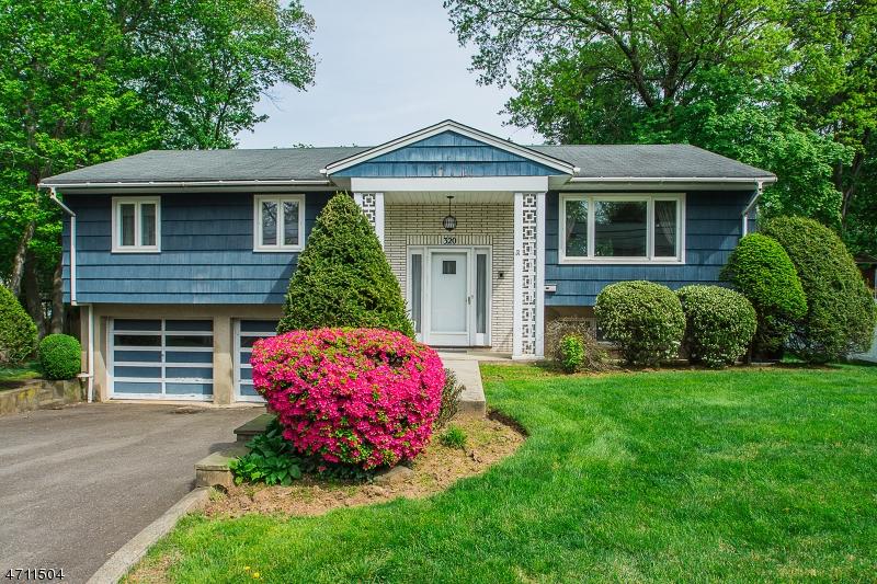 Частный односемейный дом для того Продажа на 320 Congers Avenue Northvale, Нью-Джерси 07647 Соединенные Штаты