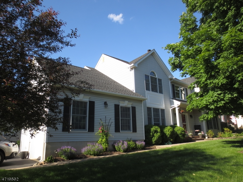 Enfamiljshus för Försäljning vid 6 Mitchell Lane Clinton, New Jersey 08809 Usa