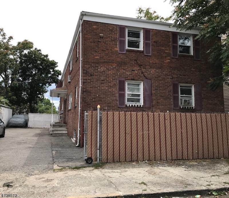 Многосемейный дом для того Продажа на 164-166 164-166 Oak Street Paterson, 07501 Соединенные Штаты