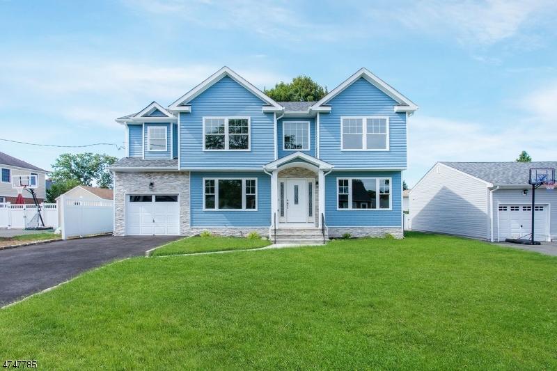 Maison unifamiliale pour l Vente à 14 N 10th Street Kenilworth, New Jersey 07033 États-Unis