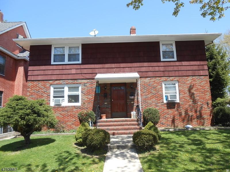 Maison unifamiliale pour l à louer à 463-467 UNION Street Rahway, New Jersey 07065 États-Unis