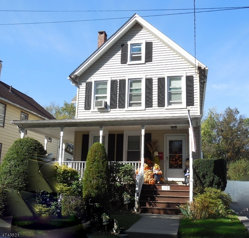 Single Family Home for Sale at 112 Cedar Street South Bound Brook, New Jersey 08880 United States