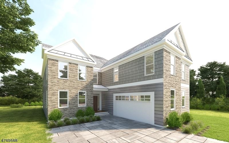 Частный односемейный дом для того Продажа на 48 Warwick Circle Springfield, Нью-Джерси 07081 Соединенные Штаты