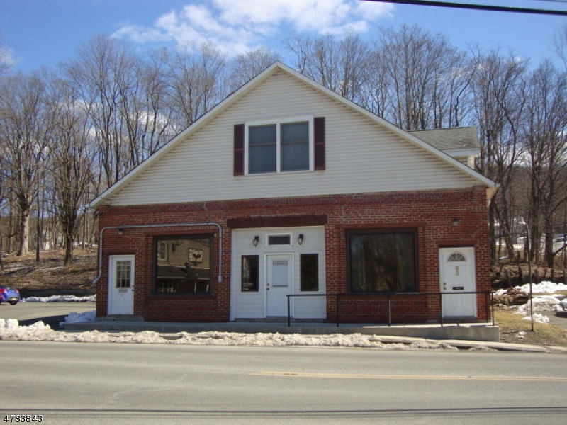 Commercial for Sale at 91 Main Street Ogdensburg, New Jersey 07439 United States