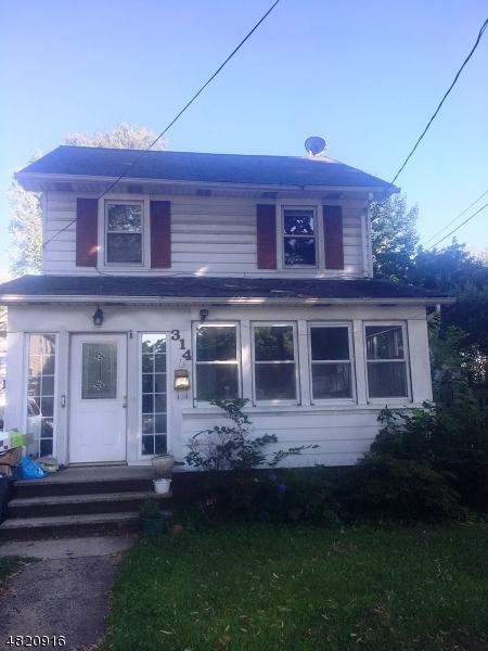 Tek Ailelik Ev için Kiralama at 314 E CLAY Avenue Roselle Park, New Jersey 07204 Amerika Birleşik Devletleri