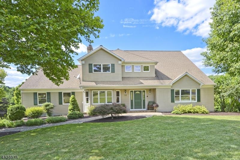 Single Family Home for Sale at 110 HOFFMAN Lane Glen Gardner, New Jersey 08826 United States