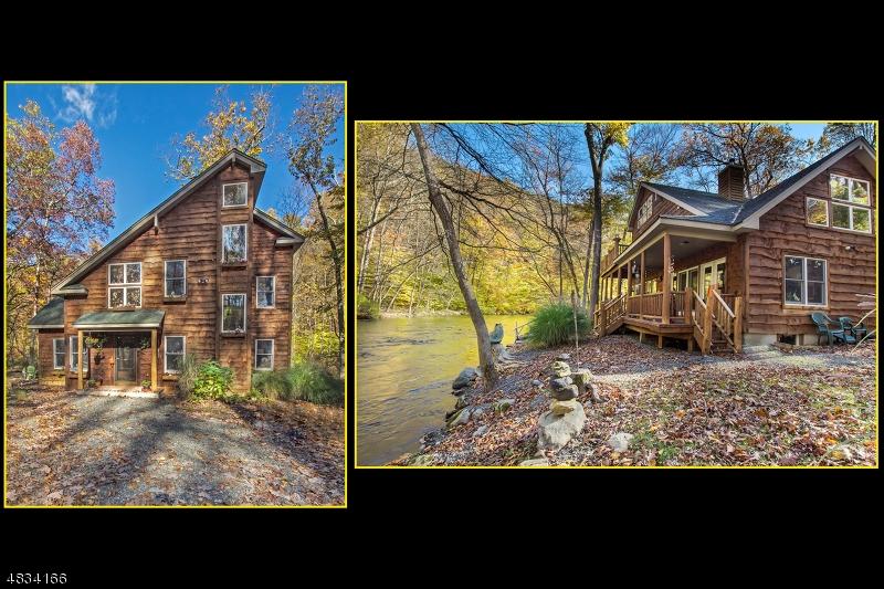 Maison unifamiliale pour l Vente à 6 THE TRAIL NORTH Hackettstown, New Jersey 07840 États-Unis