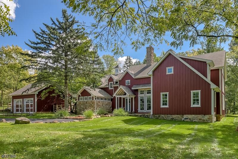 single family homes для того Продажа на Lebanon, Нью-Джерси 08826 Соединенные Штаты