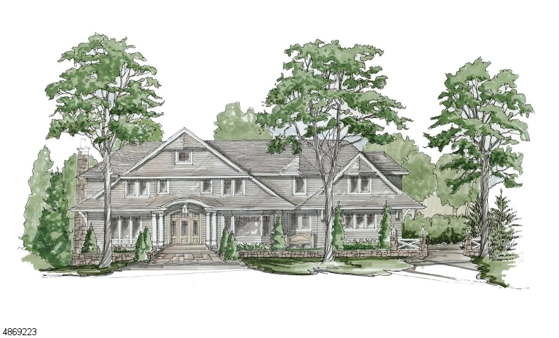 Single Family Homes pour l Vente à Mahwah, New Jersey 07430 États-Unis
