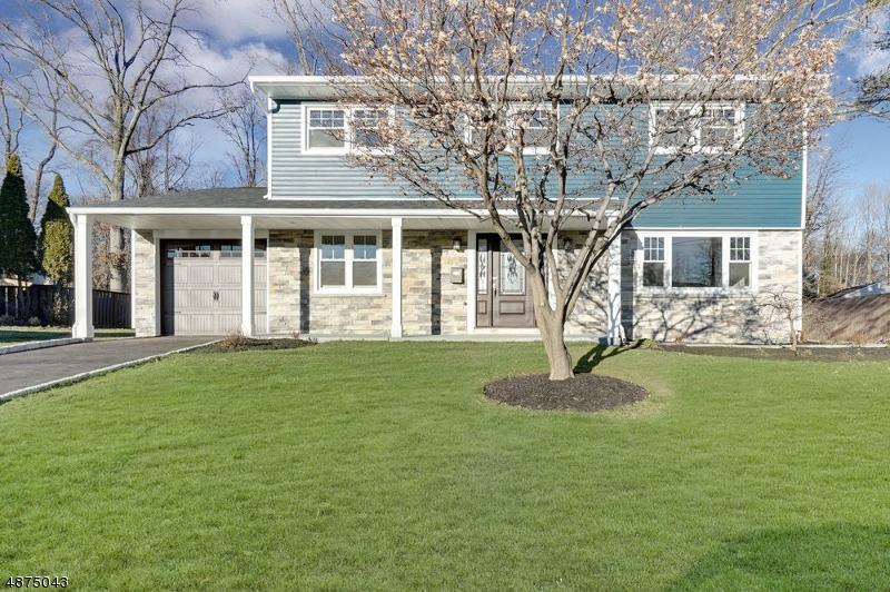 Maison unifamiliale pour l Vente à 9 STANFORD Avenue Woodbridge, New Jersey 07067 États-Unis