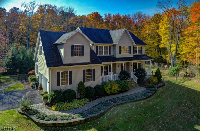 Single Family Home for Sale at West Amwell, New Jersey 08530 United States