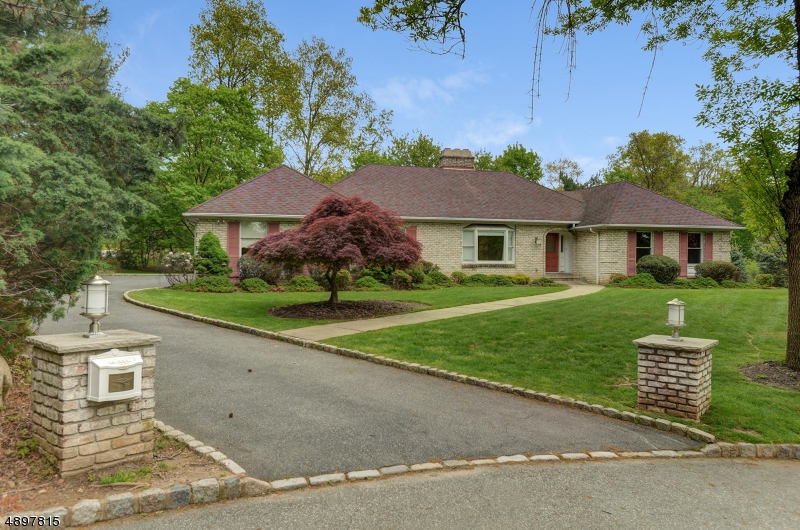 Single Family Home for Sale at Roseland, New Jersey 07068 United States