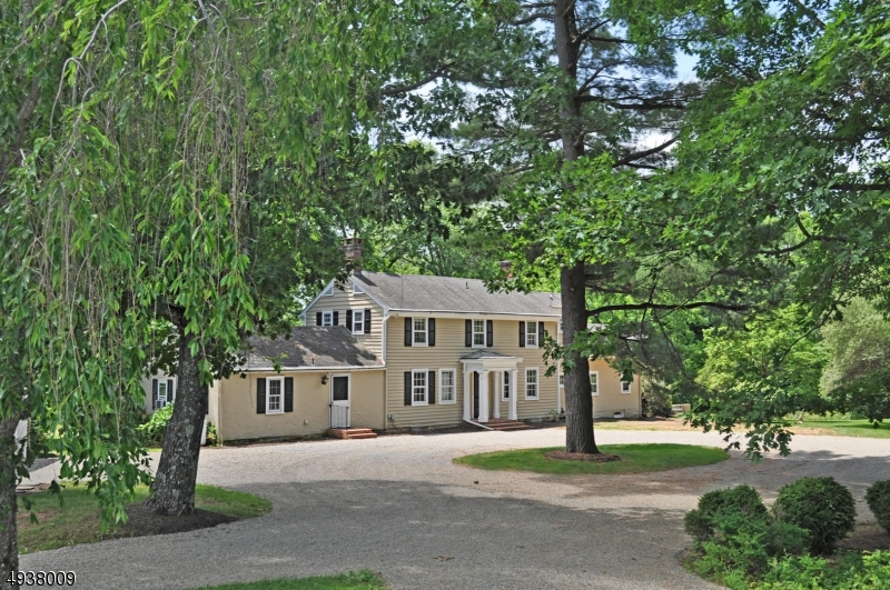 Single Family Homes のために 賃貸 アット Bedminster, ニュージャージー 07931 アメリカ