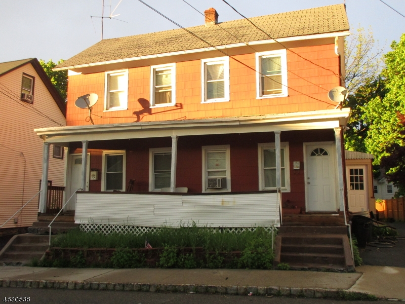 Multi-Family Home for Sale at 17-19 BAKER Avenue Wharton, New Jersey 07885 United States