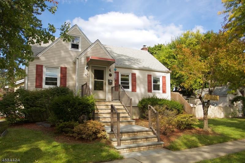 Casa Unifamiliar por un Venta en 82 Franklin Avenue Maplewood, Nueva Jersey 07040 Estados Unidos