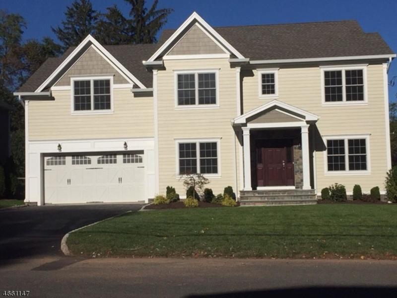 Частный односемейный дом для того Продажа на 616 Garfield Avenue Westfield, Нью-Джерси 07090 Соединенные Штаты