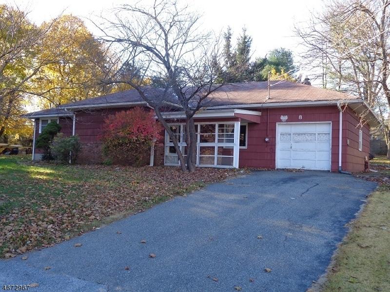 Частный односемейный дом для того Продажа на 8 Lesko Ter Ogdensburg, 07439 Соединенные Штаты