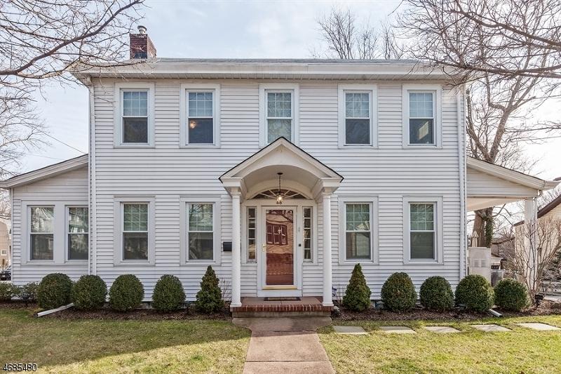 独户住宅 为 销售 在 46 Milton Street 米尔本, 新泽西州 07041 美国