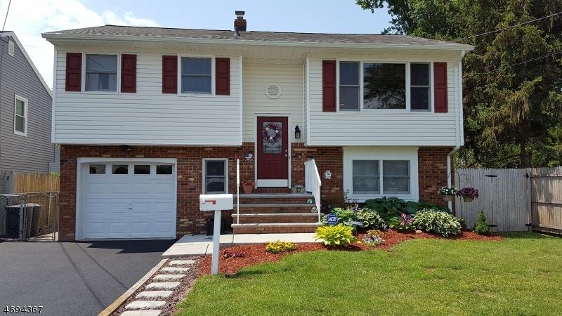 Частный односемейный дом для того Продажа на 67 Catherine Street South Bound Brook, Нью-Джерси 08880 Соединенные Штаты