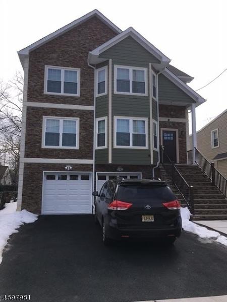 Частный односемейный дом для того Аренда на 72-74 HARRISON Street Belleville, Нью-Джерси 07109 Соединенные Штаты