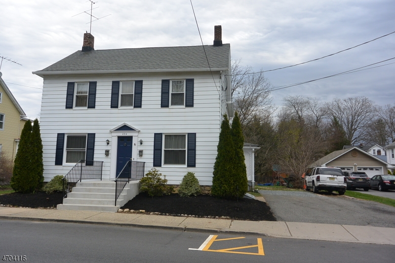 Multi-Family Home for Sale at 234 S Main Street Wharton, New Jersey 07885 United States