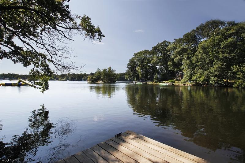 Частный односемейный дом для того Аренда на 9 Cabin S CABIN SPRING Trail Andover, Нью-Джерси 07821 Соединенные Штаты