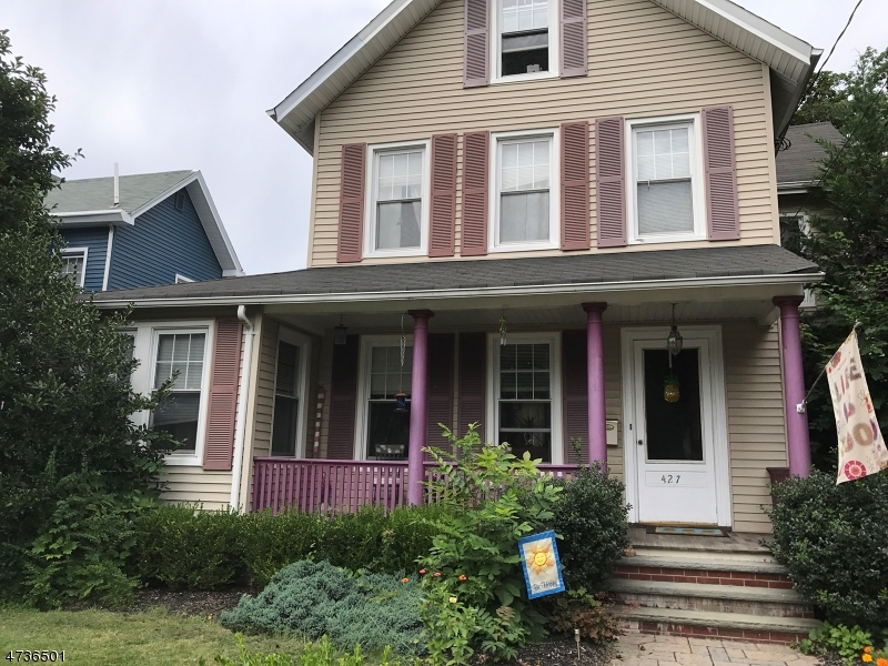 Casa Unifamiliar por un Alquiler en 427 Washington Street Boonton, Nueva Jersey 07005 Estados Unidos