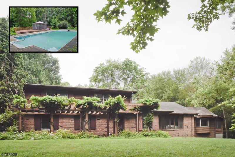 Casa Unifamiliar por un Venta en 110 Birch Drive Fredon, Nueva Jersey 07860 Estados Unidos