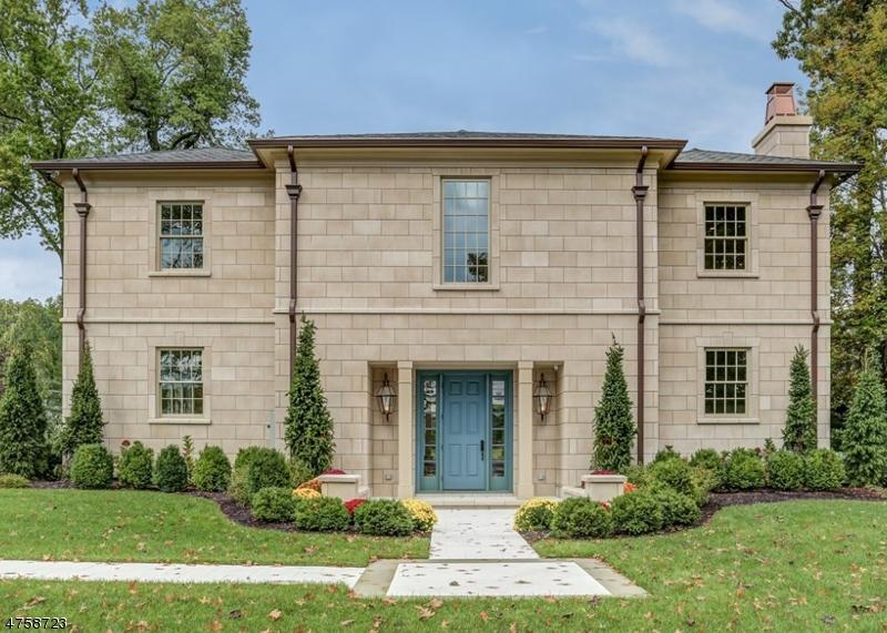 独户住宅 为 销售 在 246 Lafayette Avenue 查塔姆, 新泽西州 07928 美国