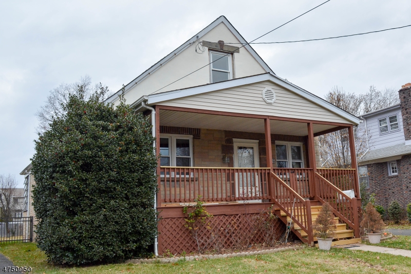 Single Family Home for Sale at 1156 Kline Place Rahway, New Jersey 07065 United States