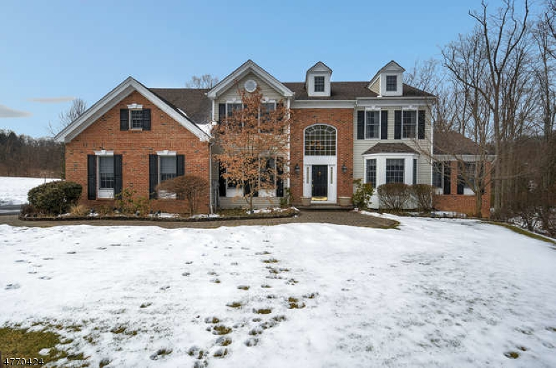 Single Family Home for Sale at 19 Country Woods Drive Lebanon, New Jersey 08826 United States