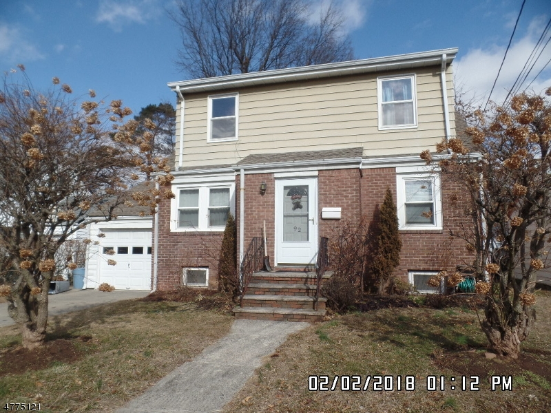 Single Family Home for Rent at 92 Martin Avenue Clifton, New Jersey 07012 United States