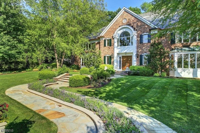 Tek Ailelik Ev için Satış at 165 Cherry Lane Mendham, New Jersey 07945 Amerika Birleşik Devletleri