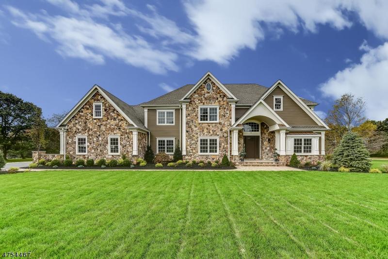 Maison unifamiliale pour l Vente à 1 MEYERS Lane Warren, New Jersey 07059 États-Unis