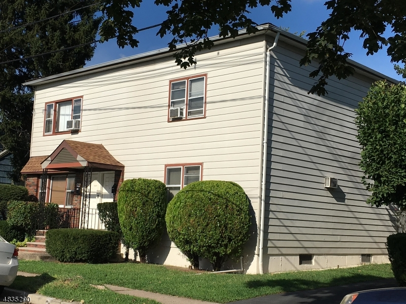 Multi-Family Home for Sale at 340 HOBART Avenue Haledon, New Jersey 07508 United States