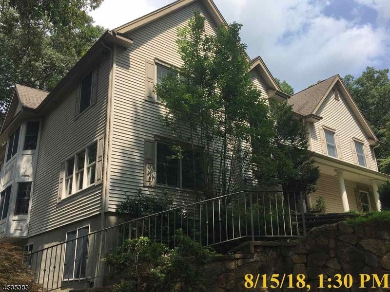 Maison unifamiliale pour l Vente à 77 PLEASANT HILL Road Randolph, New Jersey 07869 États-Unis