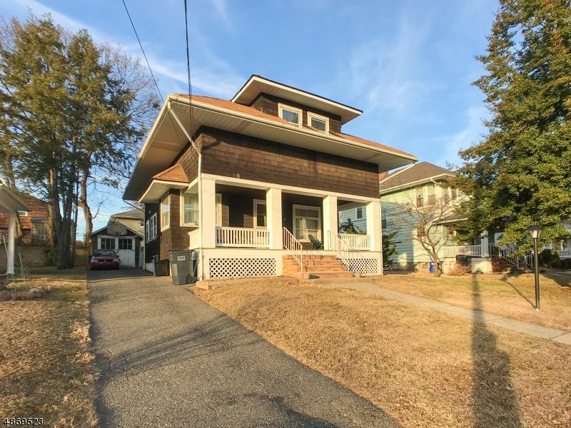 Частный односемейный дом для того Продажа на 15 CARLISLE Street Bergenfield, Нью-Джерси 07621 Соединенные Штаты