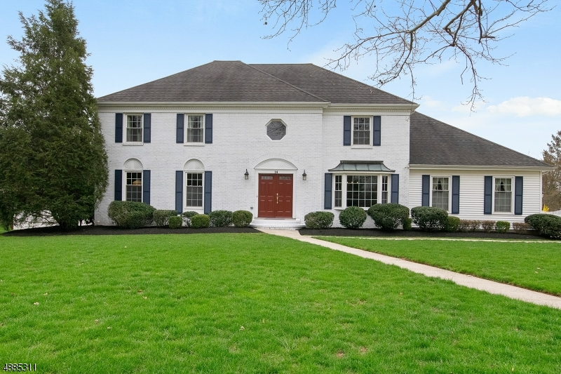 Single Family Home for Sale at Hillsborough, New Jersey 08844 United States